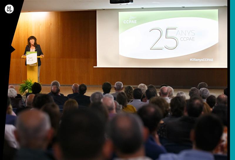Disseny d'imatge per a festa d'aniversari d'empresa (CCPAE)