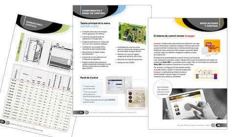 Diseños de catálogos industriales