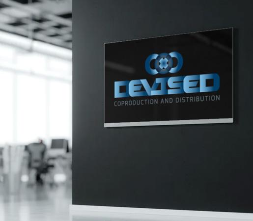 Diseño de logotipo para productora de TV