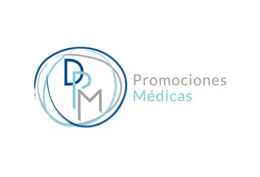 Logo para empresa del sector médico