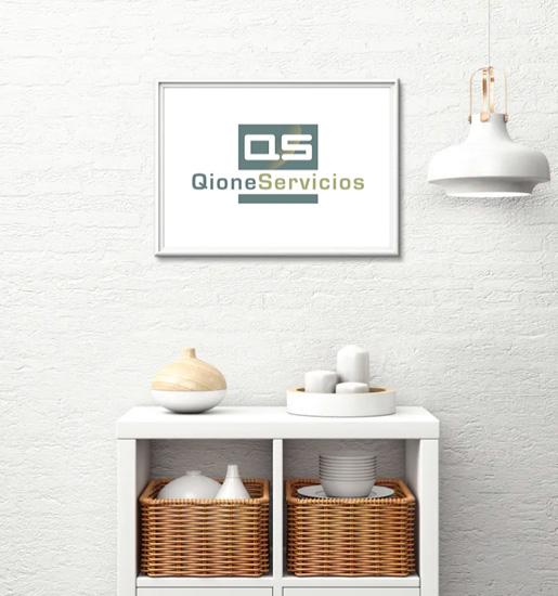 Diseño de logo inmobiliaria Sant Cugat y Madrid