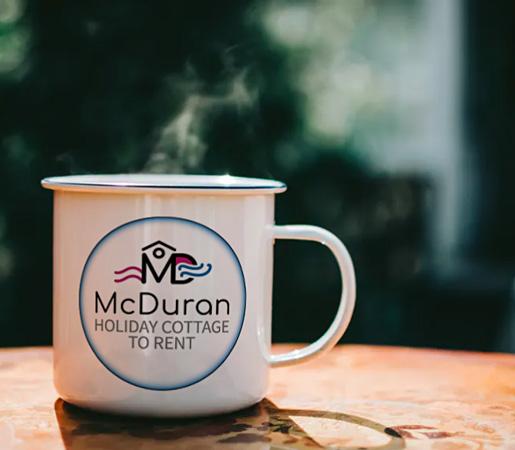 Diseño de logo para inmobiliaria escocesa