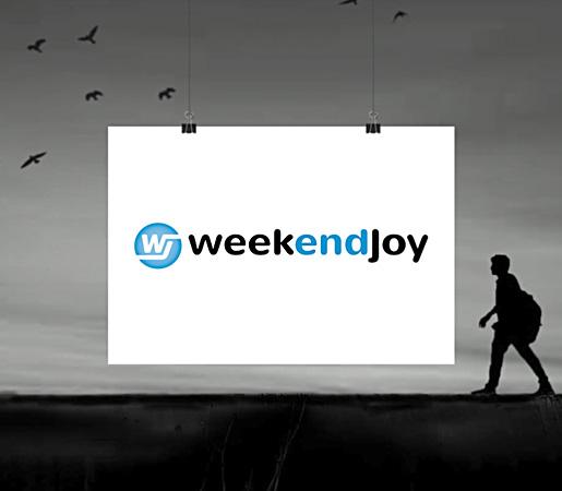 Logotipo para viajes de fin de semana