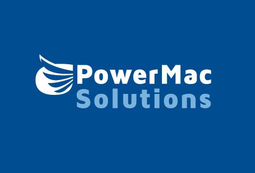 Logotipo para soluciones MAC