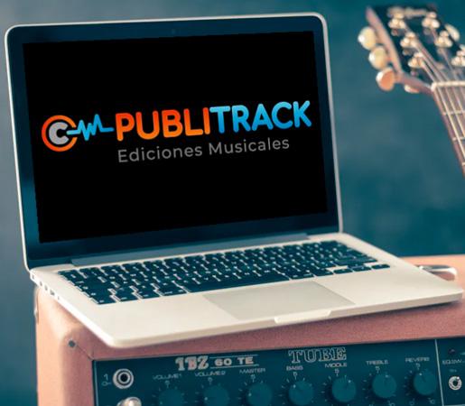 Logotipo diseñado para sector edición musiclal