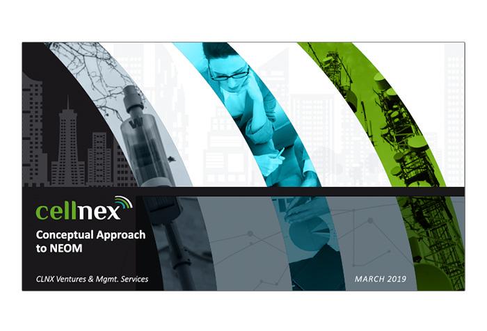 Diseños de presentaciones profesionales para empresas de telecomunicaciones