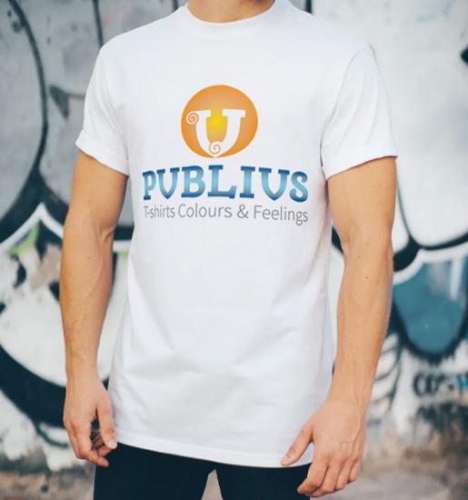 Diseño de logo para marca de estampaciones sobre camiseta
