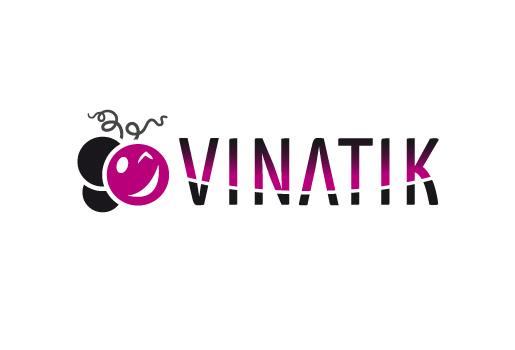Diseño de logo para tienda de vinos