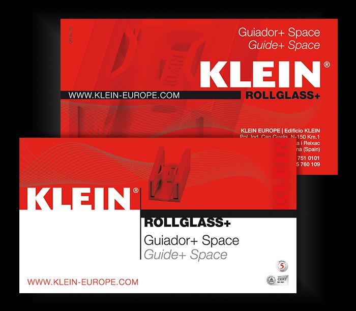 Catálogos instalación guías KLEIN