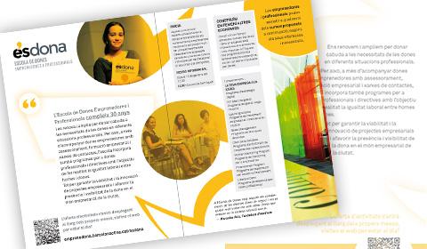 Diseños A5 para instituciones, PYMES y empresas