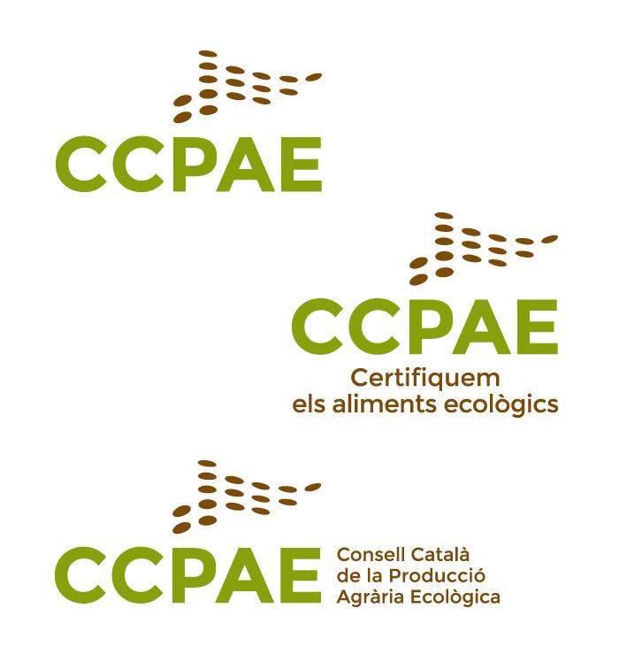 Logotipo diseñado para CCPAE Cataluña