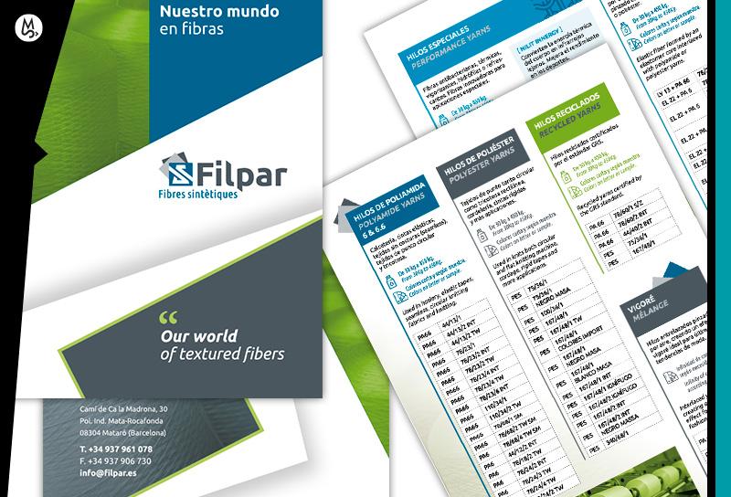 diseno-diptico-a4-productos-textiles-fibras