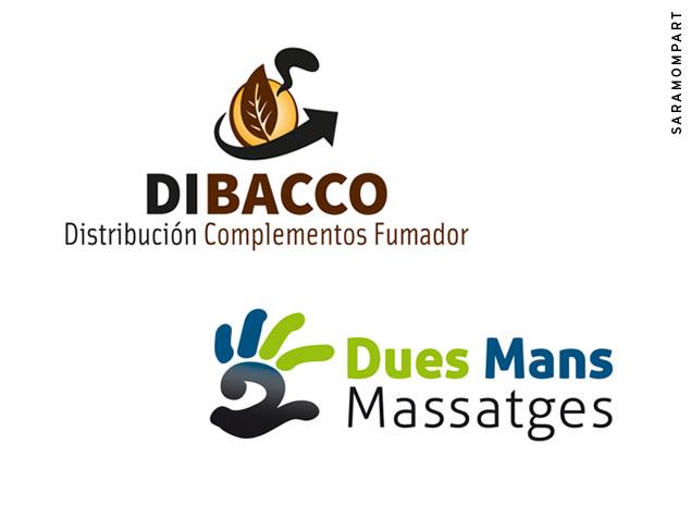 Logotipos con diseño GRÁFICO