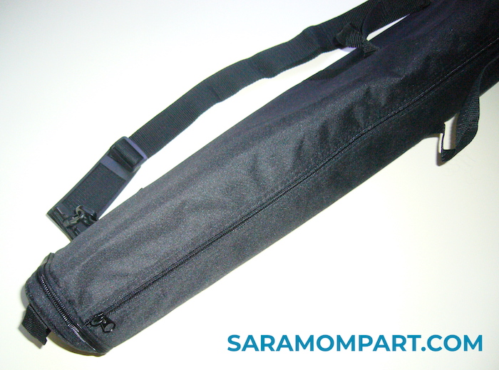 Bolsa de nylon para transportar roll-up 85 x 200 mm