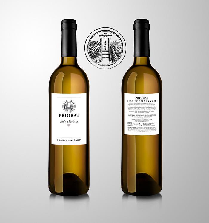 Diseñador de etiquetas para vinos