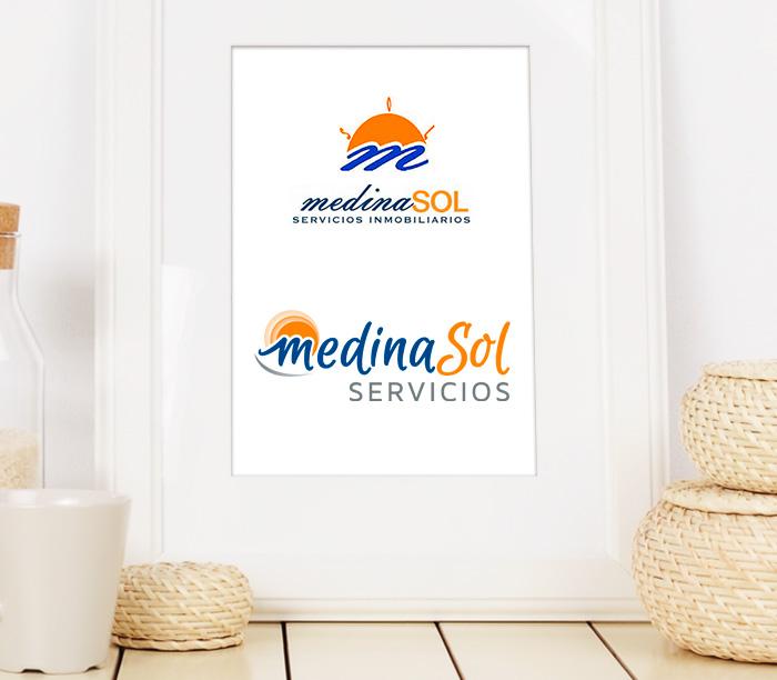 Restyling de logotipo para inmobiliaria