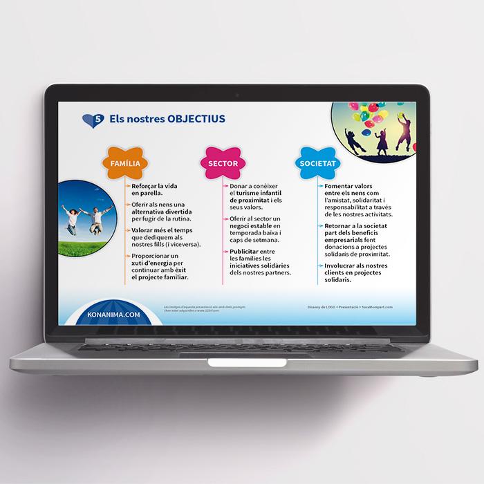 Diseños profesionales de presentaciones PowerPoint