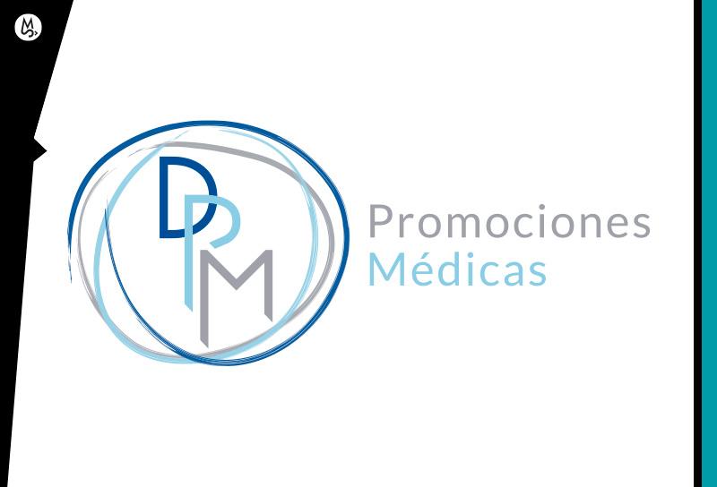diseño-logo-empresa-promociones-medicas